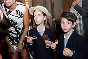 STELLA JONES; AVA JONES;, Stephen Webster hosted  the Stephen Webster Bijoux Tea.  Launching the  tea  inspired by Stephen&Otilde;s most recent fine jewellery collection &Ocirc;Murder She Wrote&Otilde; whichwas also on display. Langham Hotel. Portland Place. London. 14 September 2011. <br /> <br />  , -DO NOT ARCHIVE-&copy; Copyright Photograph by Dafydd Jones. 248 Clapham Rd. London SW9 0PZ. Tel 0207 820 0771. www.dafjones.com.<br /> STELLA JONES; AVA JONES;, Stephen Webster hosted  the Stephen Webster Bijoux Tea.  Launching the  tea  inspired by Stephen&rsquo;s most recent fine jewellery collection &lsquo;Murder She Wrote&rsquo; whichwas also on display. Langham Hotel. Portland Place. London. 14 September 2011. <br /> <br />  , -DO NOT ARCHIVE-&copy; Copyright Photograph by Dafydd Jones. 248 Clapham Rd. London SW9 0PZ. Tel 0207 820 0771. www.dafjones.com.