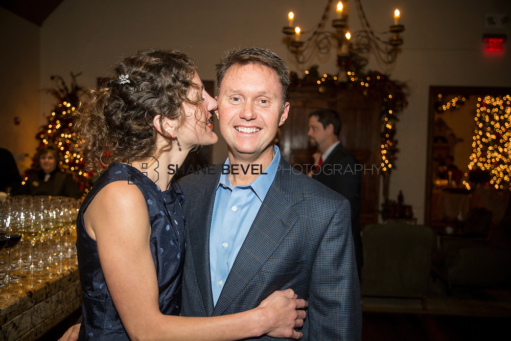 12/11/15 8:07:05 PM -- 2015 Doctor Christmas Party at Southern Hills for Saint Francis Health System. <br /> <br /> Photo by Shane Bevel