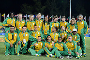 11 August - Medal presentation Rugby 7's