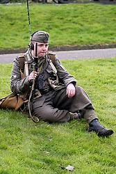 Before the Battle Fort Paull<br />  02 May 2016<br />  Copyright Paul David Drabble<br />  www.pauldaviddrabble.co.uk