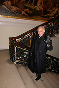 John Stefanides. The opening of Turks: A Journey of a Thousand Years, 600-1600 - an exhibition of Turkish art.  Royal Academy of Arts, Piccadilly, London ONE TIME USE ONLY - DO NOT ARCHIVE  © Copyright Photograph by Dafydd Jones 66 Stockwell Park Rd. London SW9 0DA Tel 020 7733 0108 www.dafjones.com