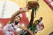 DESCRIZIONE : Milano Lega A 2012-13 EA7 Emporio Armani Milano Sidigas Avellino<br /> GIOCATORE : Ioannis Bourousis Paul Biligha<br /> CATEGORIA : Rimbalzo Special<br /> SQUADRA : EA7 Emporio Armani Milano Sidigas Avellino<br /> EVENTO : Campionato Lega A 2012-2013<br /> GARA : EA7 Emporio Armani Milano Sidigas Avellino<br /> DATA : 03/02/2013<br /> SPORT : Pallacanestro <br /> AUTORE : Agenzia Ciamillo-Castoria/G.Cottini<br /> Galleria : Lega Basket A 2012-2013  <br /> Fotonotizia : Milano Lega A 2012-13 EA7 Emporio Armani Milano Sidigas Avellino<br /> Predefinita :