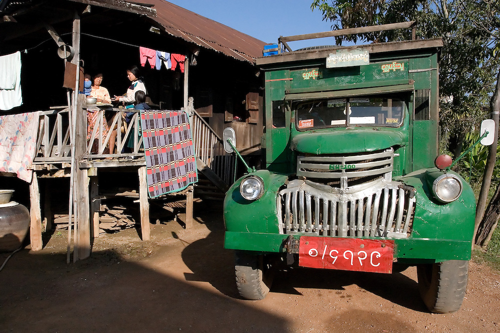 Nyaung Shwe, Inle Lake, Myanmar.