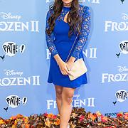 NLD/Amsterdam/20191116 - Filmpremiere Frozen II, Denise Venghaus