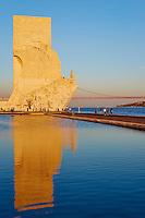 Portugal, Lisbonne, quartier de Belém, Padrao dos Descobrimentos ou Monument des Découvertes // Portugal, Lisbon, Belem, Padrao dos Descobrimentos (Monument to the Discoveries