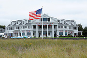 The Kennedy House, Hyannis Port, Cap Cod, Massachusetts, USA