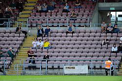 An empty ground at the Sixfields Stadium at the Coventry City V Bristol City game  - Photo mandatory by-line: Dougie Allward/JMP - Tel: Mobile: 07966 386802 11/08/2013 - SPORT - FOOTBALL - Sixfields Stadium - Sixfields Stadium -  Coventry V Bristol City - Sky Bet League One