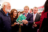 Taoiseach Enda Kenny at Innovation Arena pics from Ploughing