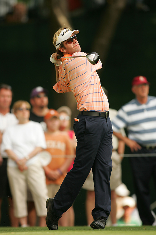 Brett Quigley.2005 Colonial Invitational.Second Round.Colonial Country Club.Fort Worth, TX.Friday, May 20 2005..05-20-05..photograph by Darren Carroll.