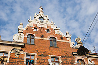 House Under The Spider building by Teodor Talowski on 35 Ulica Karmelicka in Krakow Poland