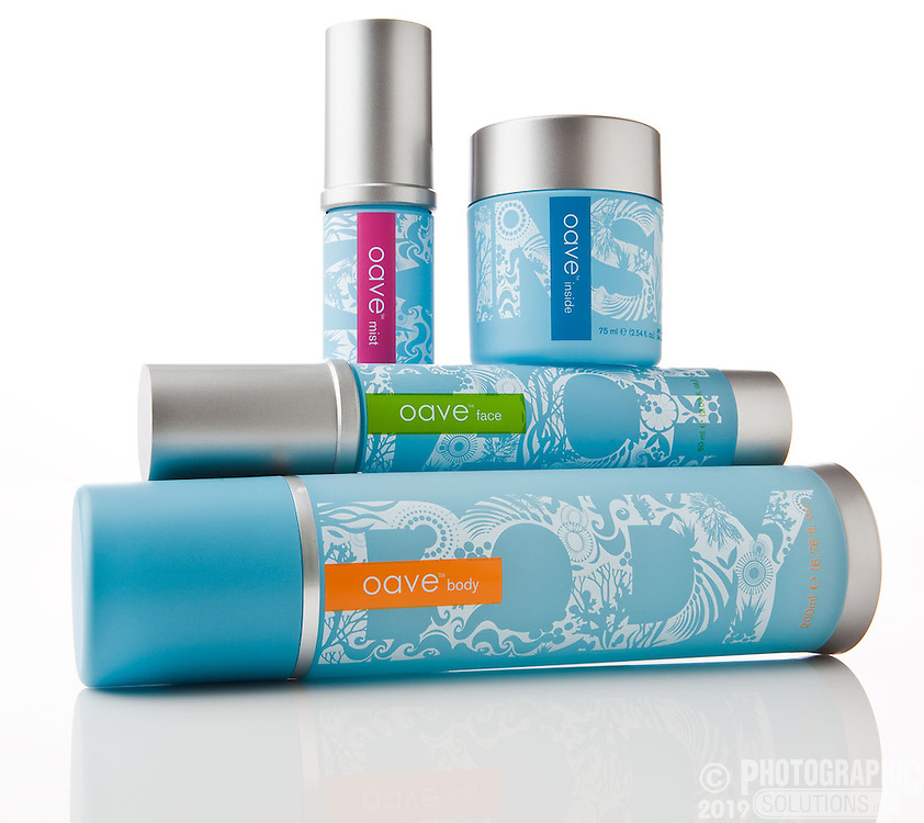Ocean Grown Products - Oave face, body, mist and  inside.
