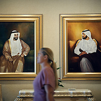 Abu Dhabi, United Arab Emirates, 06 April 2009<br />
