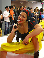 Blanche Neige (Snow White) was presented in the summer of 2010 at the Centre Pompidou in Paris by Catherine Baÿ. http://www.blanche-neige.fr