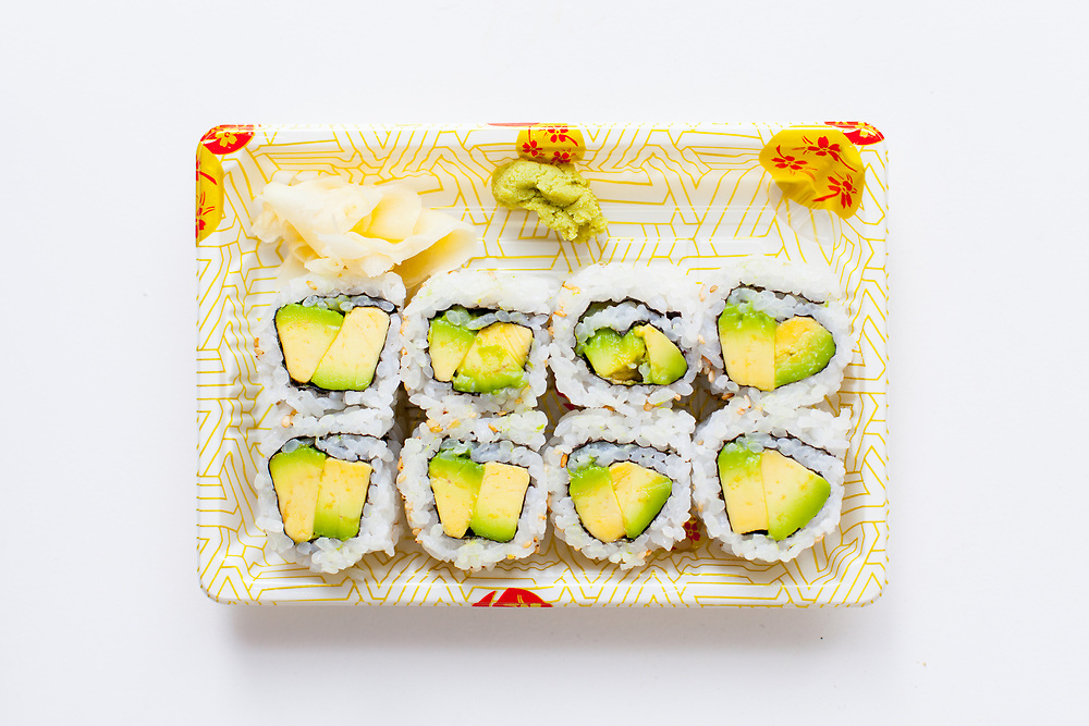 Avocado Roll from Ennju ($5.99)