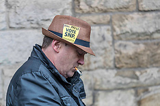 SNP Euro Election Campaign,. Edinburgh, 18 May 2019