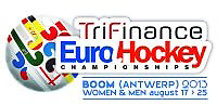 2013 TriFinace EuroHockey