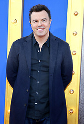 Seth MacFarlane at the Los Angeles premiere of 'Sing' held at the Microsoft Theater in Los Angeles, USA on December 3, 2016.