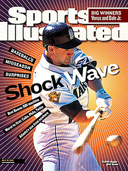 Bret Boone, Sports Illustrated, 2001