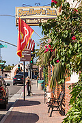 Historic Swallow's Inn Bar of Downtown San Juan Capsitrano