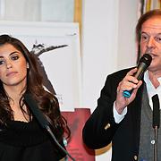 NLD/Amsterdam/20100127 - Preview uitzending Tros TV Show Stop Stichting Kindermisbruik met Yolanthe Cabau van Kasbergen
