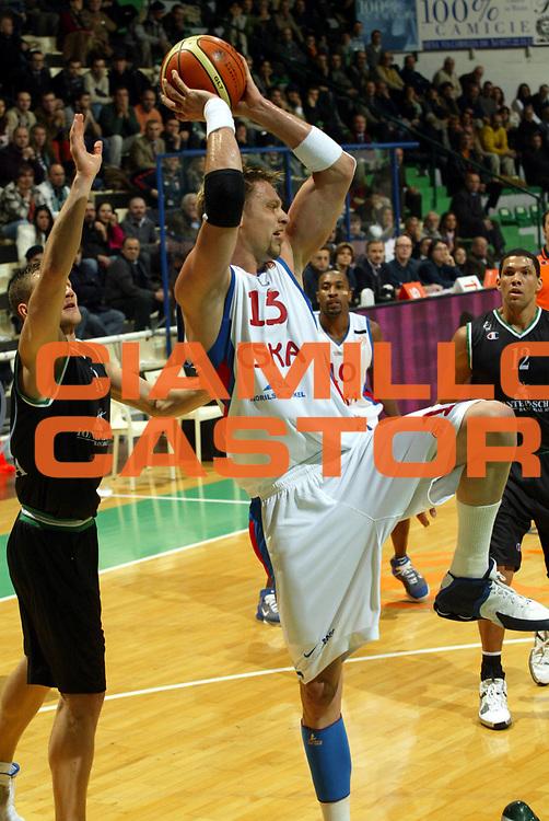 DESCRIZIONE : Siena Eurolega 2005-06 Montepaschi Siena Cska Mosca<br />GIOCATORE : Andersen<br />SQUADRA : Cska Mosca<br />EVENTO : Eurolega 2005-06<br />GARA : Montepaschi Siena Cska Mosca<br />DATA : 21/12/2005<br />CATEGORIA : <br />SPORT : Pallacanestro<br />AUTORE : Agenzia Ciamillo-Castoria/G.Ciamillo