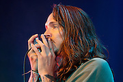 Incubus on the Honda Civic Tour at the Riverbend Music Center in Cincinnati, OH on August 22, 2012