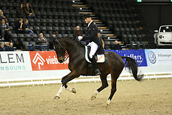 Gmoser, Peter Two To Tango<br /> Oldenburg - Oldenburger Pferdetage 2013<br /> Grand Prix de Dressage<br /> © www.sportfotos-lafrentz.de / Stefan Lafrentz
