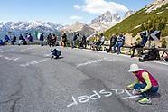 Stage 18 (Moena -Ortisei) Giro 2017