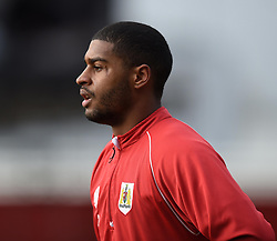 Bristol City's Mark Little ahead of FA Cup fourth round match between Bristol City and West Ham United at Ashton Gate on 25 January 2015 in Bristol, England - Photo mandatory by-line: Paul Knight/JMP - Mobile: 07966 386802 - 25/01/2015 - SPORT - Football - Bristol - Ashton Gate - Bristol City v West Ham United - FA Cup fourth round