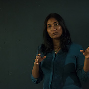 "Anjali Chandraraj Watson of The Wilderness and Wildlife Conservation Trust ""Leopards as a flagship for wildlife corridors"" outstanding efforts to protect some of the world's most endangered animals and their habitat from Pooches, trophy hunting, medicine and food consumption. the goal for Whitley Fund for Nature is to reach the mind of the people and politicians on 26 April 2018 at Library in  London, UK."