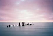 Evanston pilings