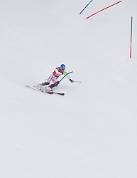 18.03.2011, Pista Silvano Beltrametti, Lenzerheide, SUI, FIS Ski Worldcup, Finale, Lenzerheide, Slalom Damen, im Bild Marlies Schild (AUT) im Zielraum auf der Lenzerheide. //  Marlies Schild (AUT)  during Women´s Slalom, at Pista Silvano Beltrametti, in Lenzerheide, Switzerland, 18/03/2011, EXPA Pictures © 2011, PhotoCredit: EXPA/ J. Feichter