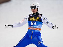 06.01.2012, Paul Ausserleitner Schanze, Bischofshofen, AUT, 60. Vierschanzentournee, FIS Ski Sprung Weltcup, 1. Wertungssprung, im Bild Daiki Ito (JPN) // Daiki Ito of Japan during 1st Round of 60th Four-Hills-Tournament FIS World Cup Ski Jumping at Paul Ausserleitner Schanze, Bischofshofen, Austria on 2012/01/06. EXPA Pictures © 2012, PhotoCredit: EXPA/ Johann Groder