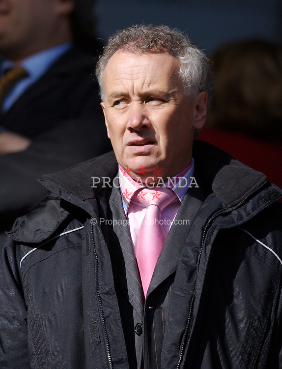 Liverpool, England - Saturday, March 3, 2007:  Liverpool's Chief Executive Rick Parry before the Premiership match against Manchester United at Anfield. (Pic by David Rawcliffe/Propaganda)