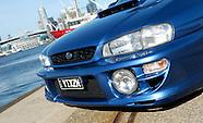 Subaru MY98 WRX Sedan