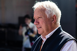 February 28, 2019 - Montmelo, BARCELONA, Spain - Charlie Whiting portrait during the Formula 1 2019 Pre-Season Tests at Circuit de Barcelona - Catalunya in Montmelo, Spain on February 28. (Credit Image: © AFP7 via ZUMA Wire)