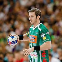 Michael Haaß (FAG) am Ball