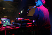 8 May 2010- New York, NY-l to r: DJ Dummy and Smurf perform at the Just Right Night with Common Produced by Jill Newman Productions and held at Highline Ballroom on May 8, 2010 in New York City.