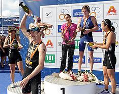 Auckland-Triathlon ITU World Cup