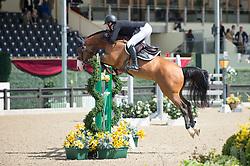 Whitaker William, GBR, Utamaro D Ecaussines<br /> Rolex Grand Prix Jumping<br /> Royal Windsor Horse Show<br /> © Hippo Foto - Jon Stroud