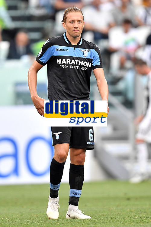 Lucas Leiva Lazio <br /> Torino 25-08-2018 Allianz Stadium Football Calcio Serie A 2018/2019 Juventus - Lazio Foto Andrea Staccioli / Insidefoto