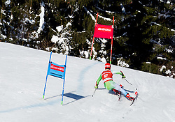 Klemen Kosi (SLO) competes during 9th Men's Giant Slalom race of FIS Alpine Ski World Cup 55th Vitranc Cup 2016, on March 4, 2016 in Kranjska Gora, Slovenia. Photo by Vid Ponikvar / Sportida