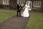 Photographs of Fiona & Gary's wedding day at Woodborough Hall, Nottinghamshire