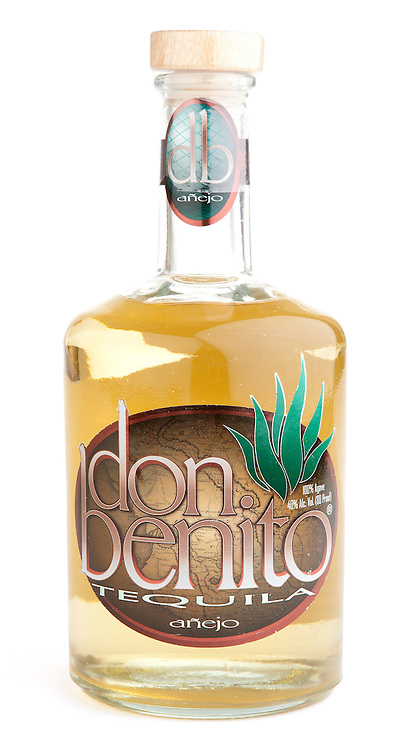 Don Benito Tequila Añejo -- Image originally appeared in the Tequila Matchmaker: http://tequilamatchmaker.com