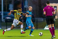 ARNHEM - 27-03-2017, Jong Vitesse - Jong AZ, Sport center Papendal, Jong AZ speler Jop van der Linden