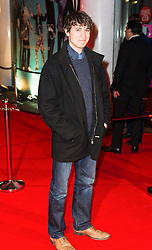 © London News Pictures. 07/11/2013. London, UK. Tom Rosenthal attending Virgin Media Shorts, BFI IMAX. Photo Credit: Raimondas Kazenas/LNP