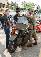 Laconia's Motorcycle Week 2013.  Karen Bobotas Photographer