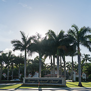 DORAL, FLORIDA, JUNE 24, 2017<br /> Main entrance to the Trump National Doral Miami Golf Shop. The resort hosts a PGA golf tournament every year.<br /> (Photo by Angel Valentin/Freelance)