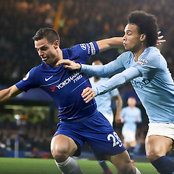 Chelsea v Manchester City, Premier League, 8 December 2018