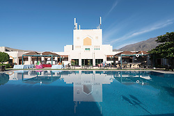 View of Golden Tulip Hotel in Nizwa Oman